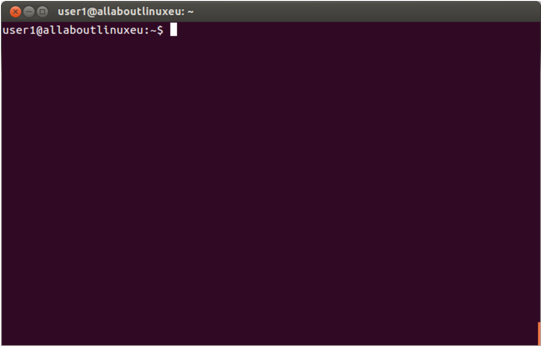 get command in linux