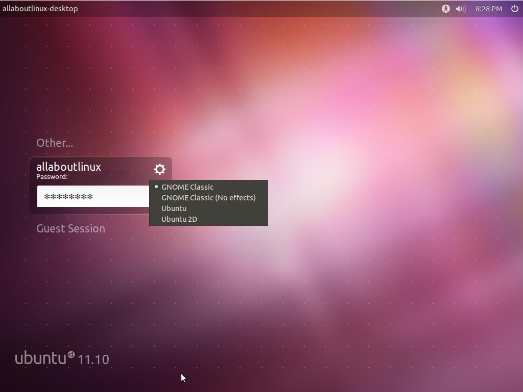 how to change passwrod ubuntu