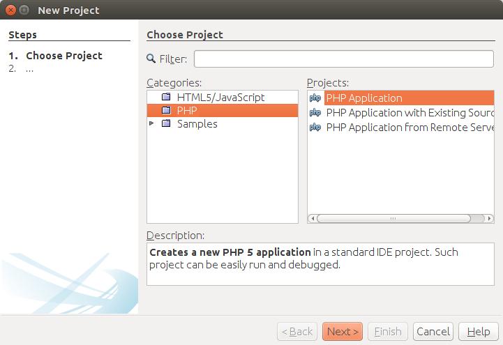 install Netbeans PHP IDE in Ubuntu | allaboutlinux eu